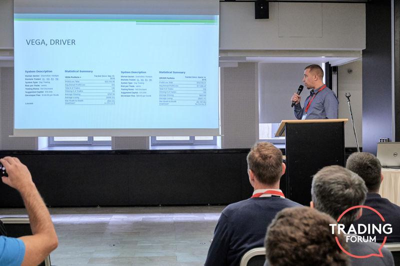 Trading Forum - Petr Komínek