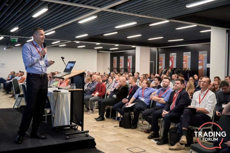 Petr Podhajský na Trading Forum 2019