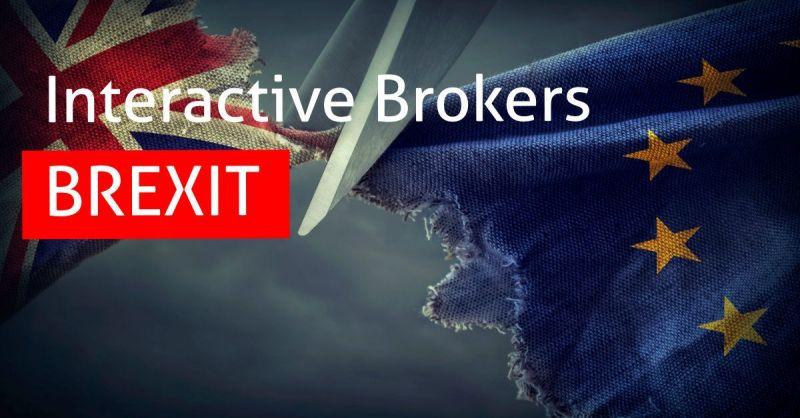 Interactive Brokers brexit