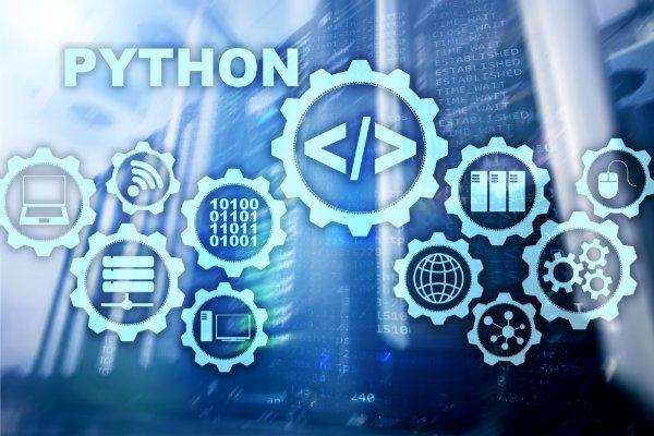 Python pro tradery