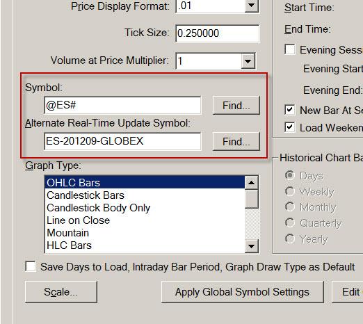 Interactive broker data feed